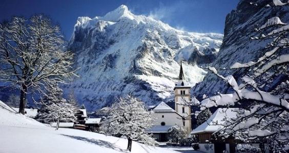 Ледяное царство Гриндельвальда